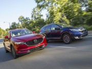 o to - Xe may - Honda CR-V 2017 & Mazda CX-5 2017: Xe nao tot hon?