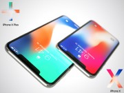iPhone X da dep, nhung iPhone X Plus con dep hon