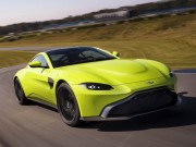 o to - Xe may - Tuyet tac Aston Martin Vantage 2018 gia 3,4 ty dong