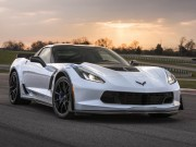 o to - Xe may - Ban dac biet Chevrolet Corvette ky niem 65 nam