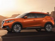 o to - Xe may - Nissan Kicks gia 364 trieu dong: doi thu Ford EcoSport