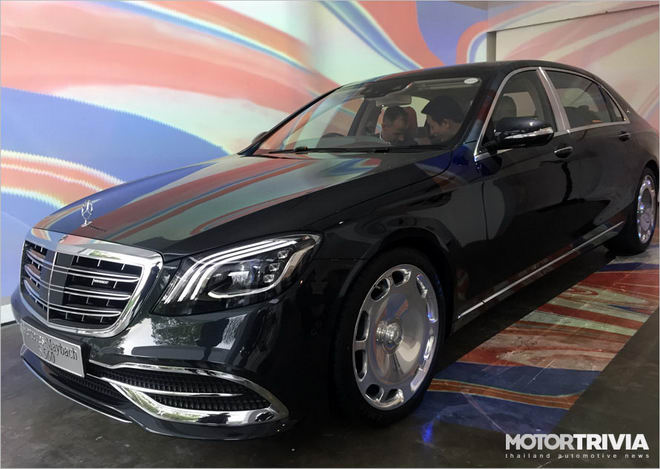 mercedes s-class 2018 co gia tu 5,3 ty dong hinh anh 5