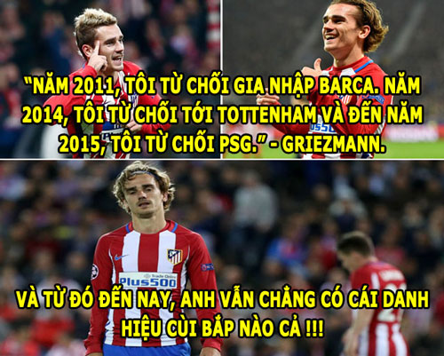 "anh che hom nay (1.12): griezmann ""chanh choe"", mourinho mac sai lam lon hinh anh 6"