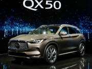 o to - Xe may - Infiniti QX50 dung dong co bien thien ty so nen doc dao
