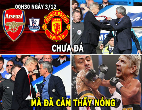 anh che hom nay (2.12): wenger xu dep m.u, costa lam dancer hinh anh 6
