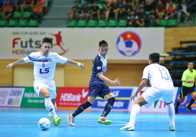 "futsal viet nam ""chot so"" nam 2017: cat canh uoc mo! hinh anh 1"