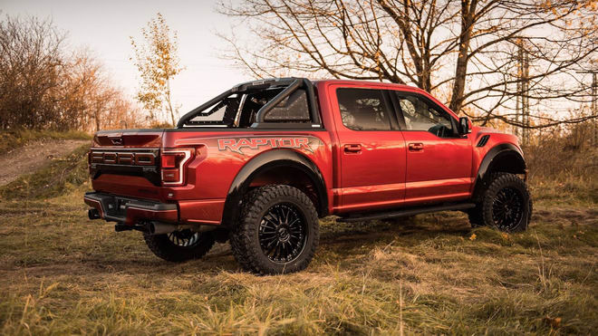 sieu ban tai ford f-150 raptor geigercars gia 3,4 ty dong hinh anh 2