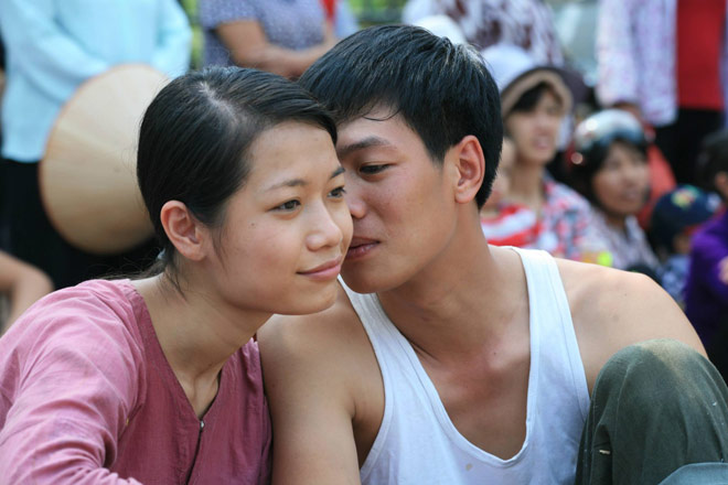 """su that ve nu dien vien co nhieu canh nong nhat phim """"thuong nho o ai"""" hinh anh 2"""