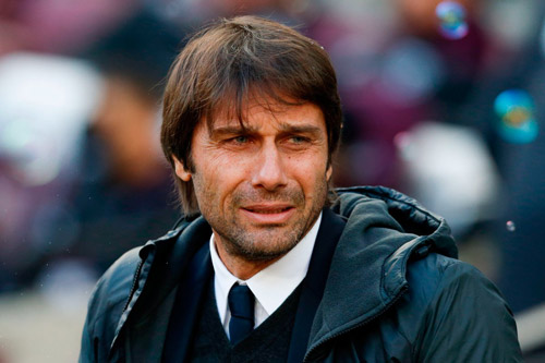 "chelsea thua west ham, hlv conte ""tung co trang"" hinh anh 1"