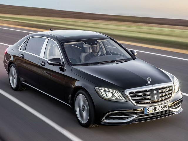 mercedes s-class 2018 o viet nam co gia tu 4,2 ty dong hinh anh 1