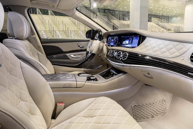 mercedes s-class 2018 o viet nam co gia tu 4,2 ty dong hinh anh 3