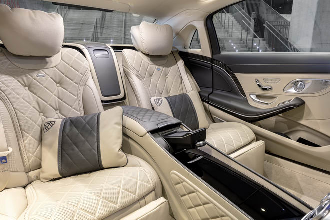 mercedes s-class 2018 o viet nam co gia tu 4,2 ty dong hinh anh 4