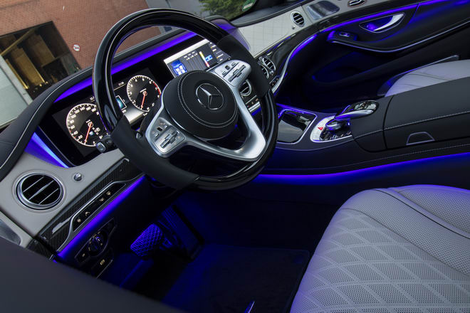 mercedes s-class 2018 o viet nam co gia tu 4,2 ty dong hinh anh 2
