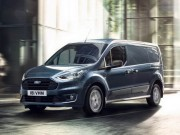 o to - Xe may - Ford Transit 2018 duoc nang cap, them phien ban