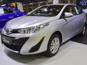 o to - Xe may - Xe sedan Toyota Yaris Ativ co gia chi 329 trieu dong