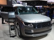 o to - Xe may - Range Rover SVAutobiography 2018 chot gia 4,7 ty dong