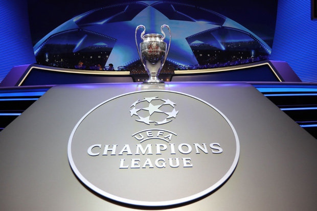 link xem truc tiep boc tham vong knock-out champions league hinh anh 1