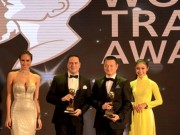 InterContinental Danang Sun Peninsula Resort lam nen dieu chua tung co trong lich su World Travel Awards
