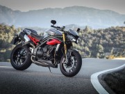 Triumph thu hòi Speed Triple R va Speed Triple S do loi ngán mạch
