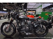 o to - Xe may - Royal Enfield Classic 500 Stealth Black ban gioi han gia 67 trieu dong