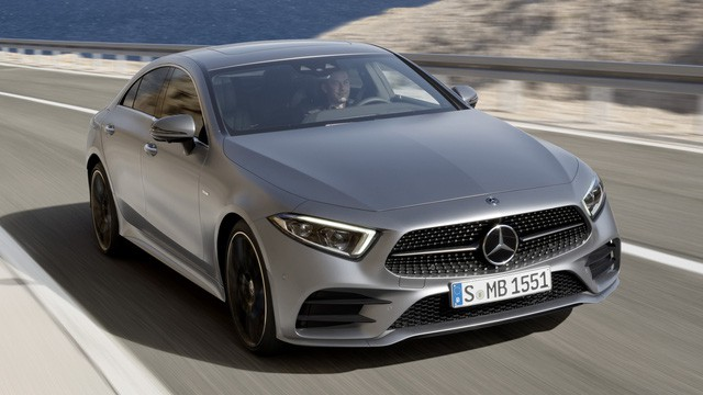 mercedes-benz cls 2019 co gia tu 1,8 ty dong hinh anh 3