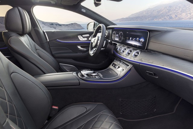 mercedes-benz cls 2019 co gia tu 1,8 ty dong hinh anh 2