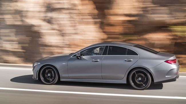 mercedes-benz cls 2019 co gia tu 1,8 ty dong hinh anh 5