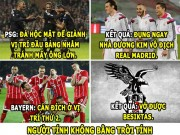 anh - Video - aNH CHe HoM NAY (12.12): PSG tuc hoc mau, Bayern cuoi ha he
