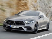 o to - Xe may - Mercedes-Benz CLS 2019 co gia tu 1,8 ty dong