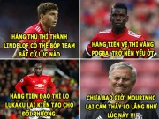 The thao - aNH CHe HoM NAY (13.12): Mourinho lo phat khoc, Pep Guardiola co don