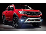 o to - Xe may - Colorado SportsCat: doi thu cua Ford Ranger Raptor