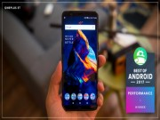 Cong nghe - dien thoai Android manh nhat 2017: OnePlus 5T ba chu