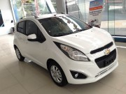 o to - Xe may - Chevrolet Spark ha gia con 269 trieu dong, re nhat Viet Nam