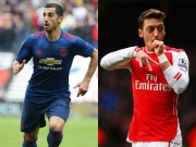 "The thao - Mourinho quyet dinh ban Mkhitaryan, ""don duong"" don Ozil"