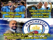 The thao - aNH CHe HoM NAY (17.12): Man City vo doi, Ronaldo bi oan