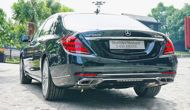 mercedes-maybach s450 2018 gia 7,219 ty dong hinh anh 2