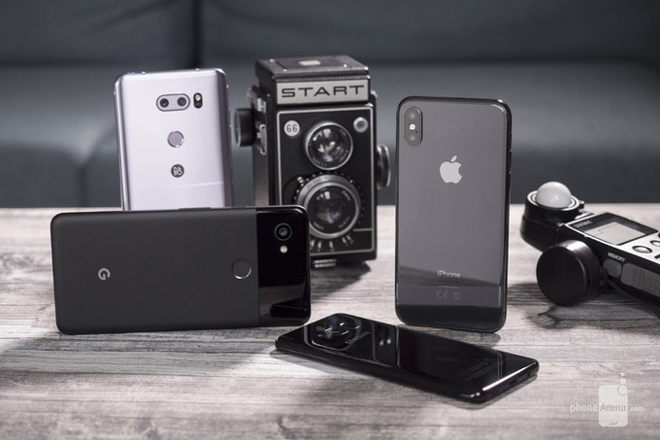"""day la nhung smartphone co camera """"dinh"""" nhat nam 2018 hinh anh 1"""