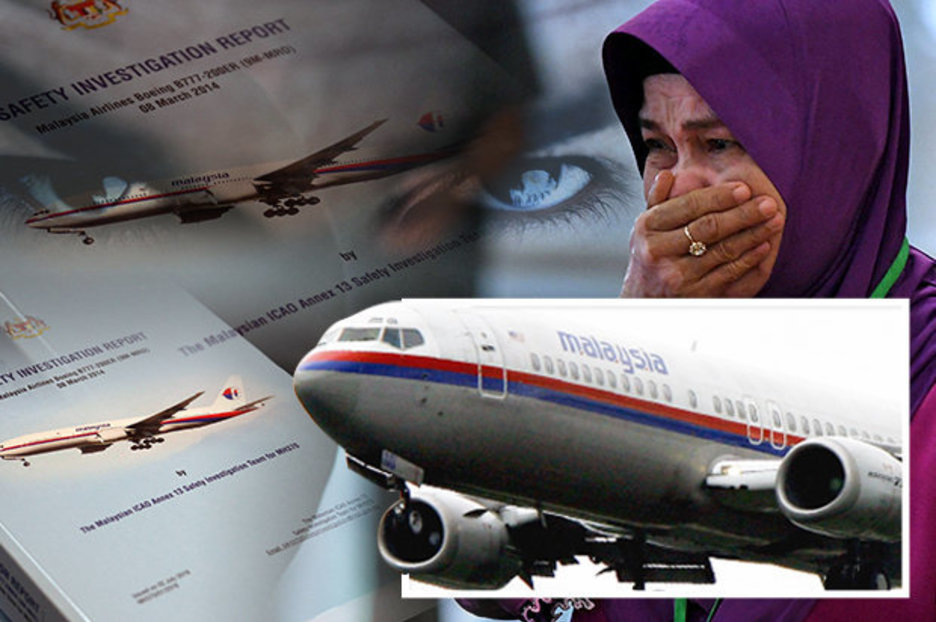 nong: bao cao cuoi cung ve mh370 che day su that khung khiep nay hinh anh 1