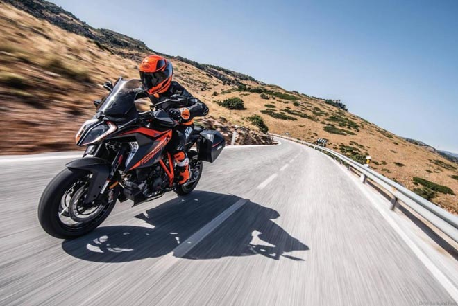 2019 ktm 1290 super duke gt lo dien, nhieu cong nghe moi hinh anh 2