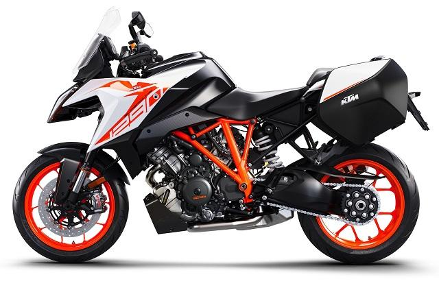 2019 ktm 1290 super duke gt lo dien, nhieu cong nghe moi hinh anh 3