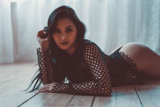 """my nhan """"nude de thien"""": toi may man duoc nguoi yeu ung ho chup anh nude hinh anh 3"""