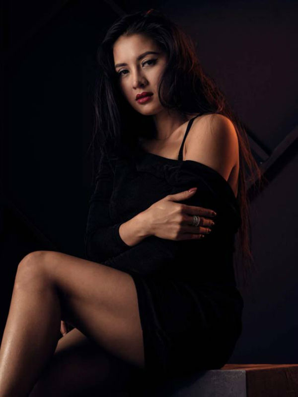 """my nhan """"nude de thien"""": toi may man duoc nguoi yeu ung ho chup anh nude hinh anh 1"""