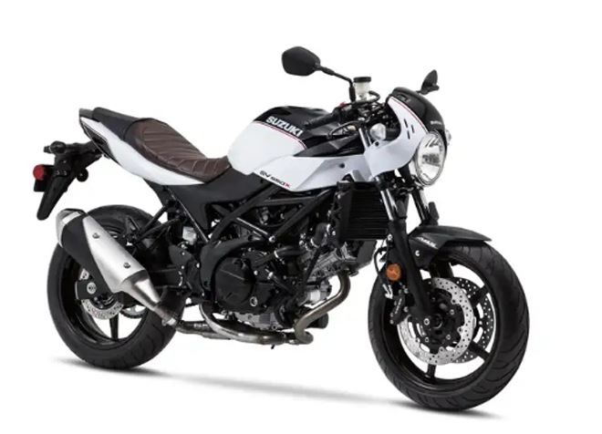 suzuki sv650x 2019: naked-bike co dien danh cho nguoi yeu thich toc do hinh anh 1