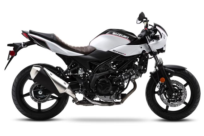 suzuki sv650x 2019: naked-bike co dien danh cho nguoi yeu thich toc do hinh anh 2