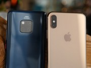 Mate 20 Pro so ke iPhone XS Max va Note 9 - Ai la ong hoang chup anh?