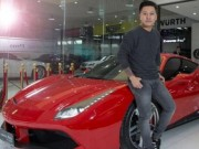 Video - anh - Viet Nam co the sua duoc sieu xe Ferrari Tuan Hung voi so tien nay