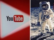The gioi - Soc: Youtube bi sap la do NASA va My ra lenh?