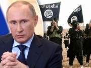 The gioi - Putin canh bao on lanh ve khung bo IS o Syria
