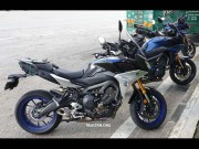 Xe360 - 2018 Yamaha Tracer 900 GT, moto the thao cho dang may rau, se som ve Viet Nam