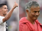 "The thao - Ronaldo va Mourinho ""ca mot doi an oan"" voi nhau nhu the nao?"